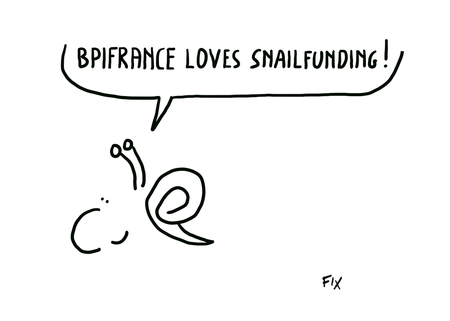 BPpifrance loves snailfunding!