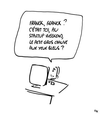 Franck, sors de l'anonymat!