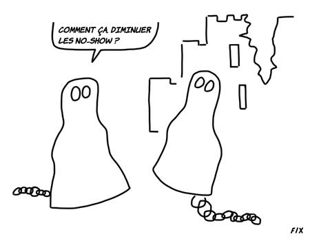 Veut-on un commerce fantôme?