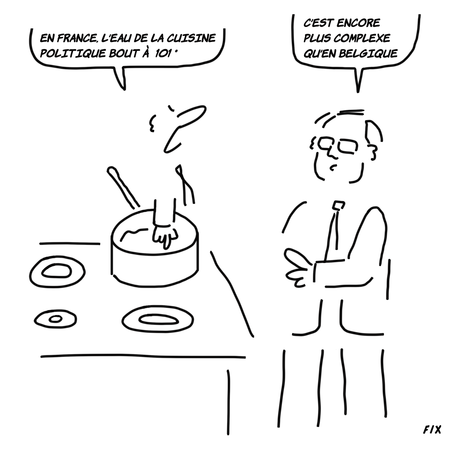 Exception française!