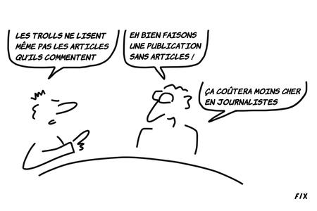 L'avenir des médias?