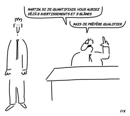 Prochaine tendance : Qualified Self ? ou Quantify others ?