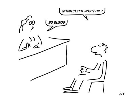 Quantified remboursement?