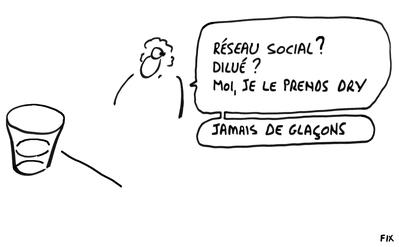 A la santé des actionnaires de réseaux sociaux!
