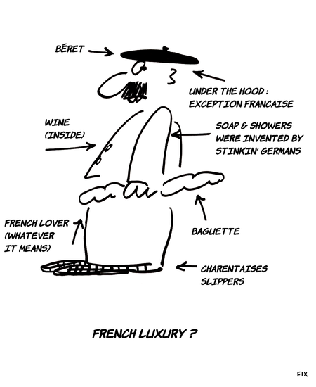 Can you tell me the truth about french lovers?