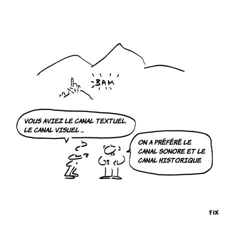 En Mind Mapping, la Corse, c'est explosif?