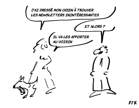 Le voisin devra t-il aussi dresser son chien&#160;?